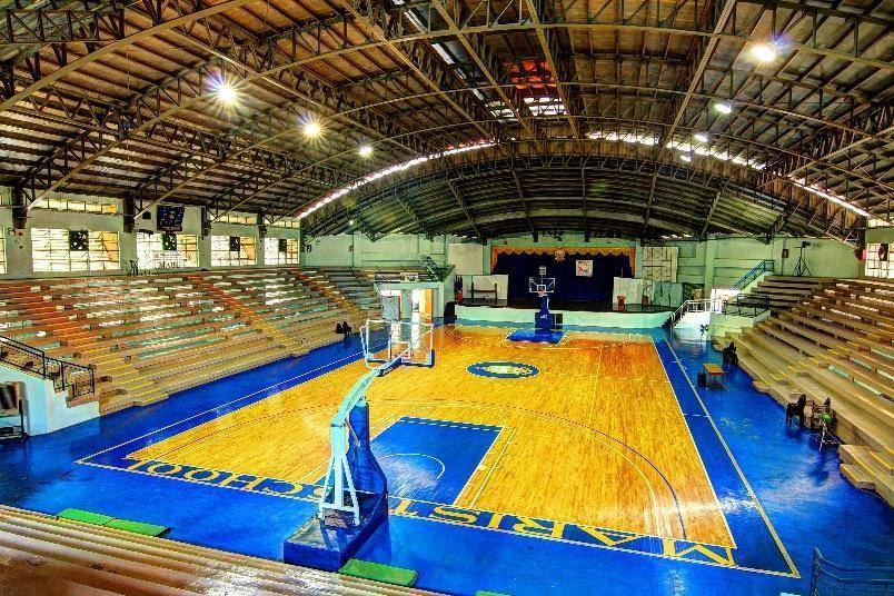 Facilities marist school Marikina sports center swimming pool