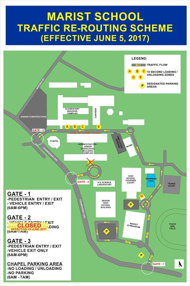new traffic scheme 061517