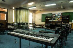 Grade School Music Room