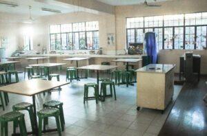 Grade School Sci Lab